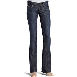 """NWOT Lucky Brand """"Zoe Bootcut"""" Jeans"""